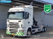 Camión Scania R 400 Gancho portacontenedor usado