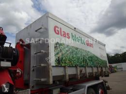 Hydraulischer Abroll Container für Glas truck used tipper