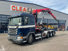Camion Scania G 490 polybenne occasion