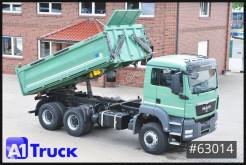 Camion MAN TGS 26.400,6x6 BB, Meiller Kipper,