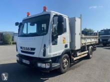 Camión volquete volquete bilateral Iveco Eurocargo 100 E 18