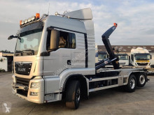 MAN billenőplató teherautó TGS