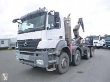 Camion polybenne Mercedes Axor 3243