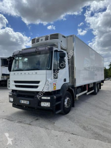 Lastbil Iveco Stralis 420 kylskåp mono-temperatur begagnad