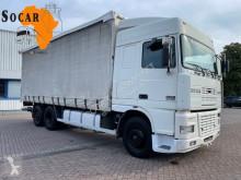 Camión lonas deslizantes (PLFD) DAF XF 380