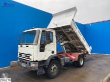 Kamión Iveco Eurocargo korba dvojstranne sklápateľná korba ojazdený