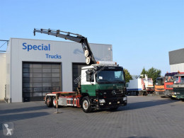 Mercedes container truck Actros 2544