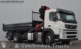 Camión Volvo FM 330 volquete volquete trilateral usado