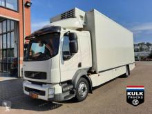 Teherautó Volvo FLL 42 / FLOWERS / HORSES / RACE / THERMO KING / TAILLIFT használt egyhőmérsékletes hűtőkocsi