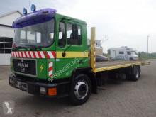 Camion MAN 14.272 OPENLAADBAK MANUAL FEUL POMP plateau occasion