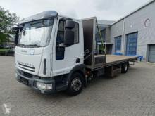 Камион Iveco Eurocargo платформа втора употреба