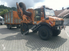 CamionUnimog U1600 U 1600 (427/52-114) Mulag SB500V Fliegl TPS 100