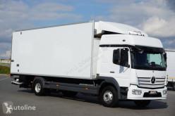 Ciężarówka chłodnia MERCEDES-BENZ ATEGO / 1627 / ACC / EURO 6 / CHŁODNIA + WINDA / MULTI TEMPERAT