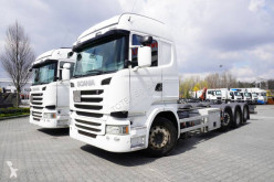 Scania chassis truck R 490