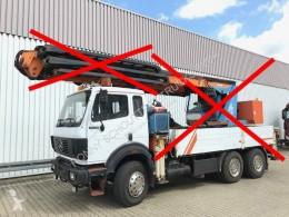 Camion châssis Mercedes 2638 K 6x4 2638 K 6x4 NSW/1x Komfortsitz
