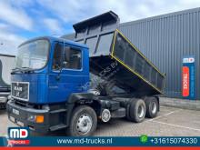 Camião MAN 26.372 basculante usado