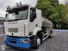 Ciężarówka cysterna do przewozu produktów żywnościowych Renault Premium 460