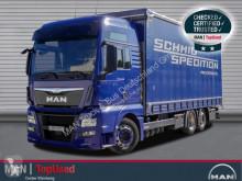 MAN TGX 24.480 6X2-2 LL-ULTRA-XXL-STDKLIMA-ALU-INTR truck used tarp