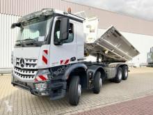 Kamión Mercedes Arocs 3240 K 8x4 3240 K 8x4 Meiller-Kipper, Bordmatik korba trojstranne sklápateľná korba ojazdený