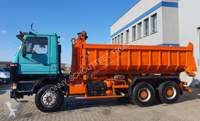 Voir les photos Camion Scania 113M 380 6x4 SHD