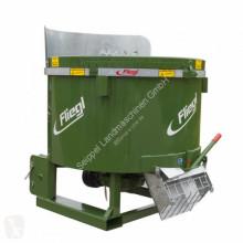 Kamión betonárske zariadenie čerpadlo na betónovú zmes Fliegl Garant 802 SS