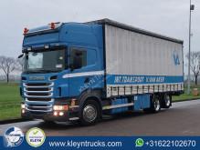 Camion remorque rideaux coulissants (plsc) Scania R 480