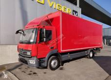 Camión Mercedes Atego 1224 furgón usado