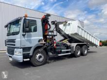 Camion polybenne DAF CF85 410