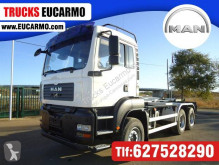 Камион MAN TGA 26.430 мултилифт с кука втора употреба