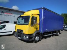 Камион Renault D-Series 280.13 DTI 8 подвижни завеси втора употреба