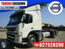 Kamión Volvo hákový nosič kontajnerov ojazdený