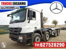 Caminhões Mercedes Actros 3244 poli-basculante usado