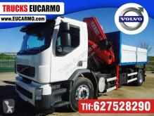 Camião estrado / caixa aberta Volvo FE 280-18