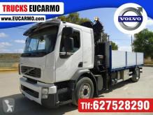 Lastbil Volvo flatbed brugt