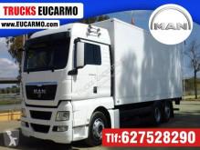 Камион MAN фургон втора употреба