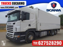 Camion Scania fourgon occasion