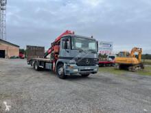Camion Mercedes Actros 2531 trasporto macchinari usato