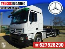 Kamión Mercedes hákový nosič kontajnerov ojazdený