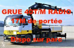 Camion plateau ridelles Mercedes Actros 2540