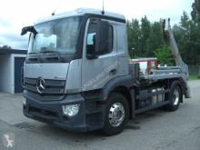 Mercedes emeletes billenőkocsi teherautó Antos 1835LS