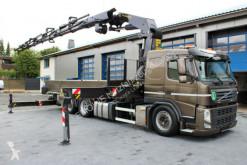 Volvo LKW Abrollkipper FM 420 EEV 6x2 Container Pritsche+Kran PK 53002