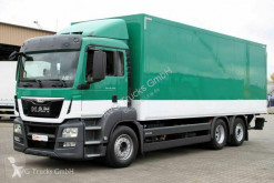 Camion MAN 26.400 TGS 6X2-4 Lenkachse 7,85 m LBW 2,5 t fourgon occasion