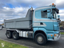 Camion Scania R 580 benne TP occasion