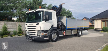 Camion cassone Scania