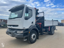 Camion Renault Kerax 370 DCI benne Enrochement occasion