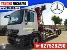 Camion plateau Mercedes Actros 2544