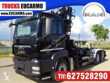 Camión MAN TGS 26.440 caja abierta usado