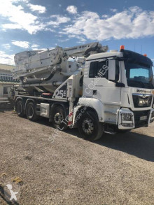 Camion calcestruzzo betoniera mescolatore + pompa MAN TGS 35.430