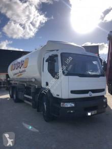 Kamión cisterna vozidlo na prepravu potravín Renault Premium 370 DCI