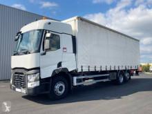 Lastbil skjutbara ridåer (flexibla skjutbara sidoväggar) Renault